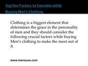 stylist men suits