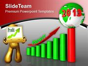 Business Profit Year 2013 PowerPoint Templates PPT Themes And Graphics