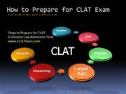 How to Prepare for CLAT Exam