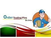 Wholesale Trading Pins