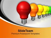 Energy Eficiency Concept Technology PowerPoint Templates PPT Backgroun