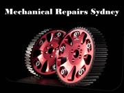 Mechanical Repairs Sydney
