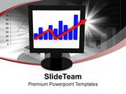 E-Business Progress Bar Graph Accounting PowerPoint Templates PPT Them