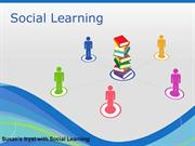 Susans tryst with Social Learning