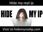 Hide your IP address with Real Hide IP