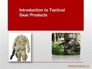 Tactical Gear Products Buy at 911gear.Ca