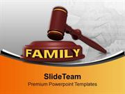 Family Law PowerPoint Templates PPT Backgrounds For Slides 0113