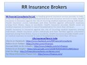 RR Insurance Brokers - Leading Broker in India