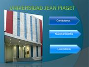 UNIVERSIDAD JEAN PIAGET