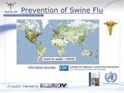 prevention of swine flu influenza