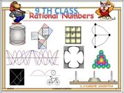 9th-RATIONAL NUMBERS