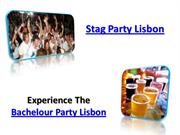 Stag Party Lisbon