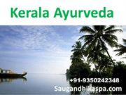 Kerala Ayurveda Massage Experience at Saugandhika Spa