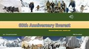 60th Anniversary Everest