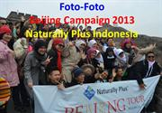 Naturally Plus Beijing Campaign 2013