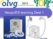 NEOPUFF E-learning 2013