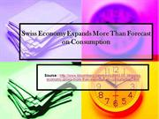 Westhill Consulting Reviews - Swiss Economy Expands More Than Forecast
