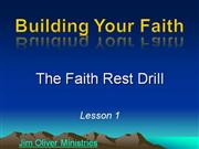 Building Your Faith 01