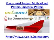 Educational Posters, Motivational Posters, Industrial Posters