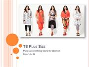Plus Size Women Clothing Store