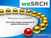 Wesrch - free press release submission, upload papers, presentations