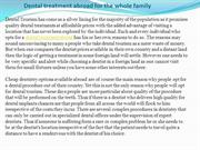Dental treatment abroad for the whole family