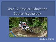 Physical education video