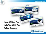 Aweber Review & Bonus