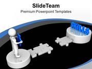 3d Man And Skills PowerPoint Templates PPT Themes And Graphics 0213