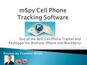 mSpy Review: Best Remote Keylogger for Android, iPhone and Blackberry