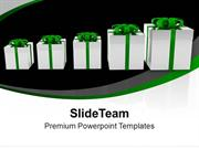 Green And White Gifts PowerPoint Templates PPT Themes And Graphics 021