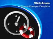 Savings Time Business Communication PowerPoint Templates PPT Themes An