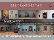 EUROPEAN ART AT THE METROPOLITAN MUSEUM