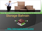 Budget Moving And Relocation Company In Bahrain