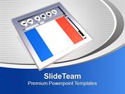 France Website Internet PowerPoint Templates PPT Themes And Graphics 0
