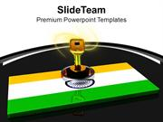 National Indian Protection PowerPoint Templates PPT Themes And Graphic