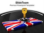 National Security Of United Kingdom PowerPoint Templates PPT Themes An