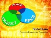 Three Principles Of Marketing Business PowerPoint Templates PPT Themes
