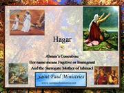 Biblical Women Hagar
