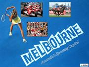 Top 5 Sports Events In Melbourne.