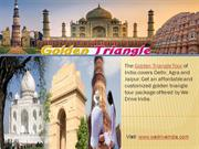 Affordable Golden Triangle Tour Package of India