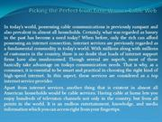 Picking the Perfect from Time Warner Cable Web