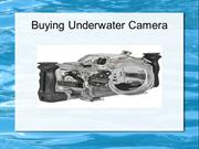 Buying underwater camera
