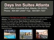 The Days Inn Suites Atlanta