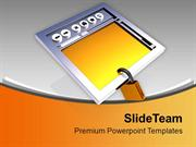 Secure Internet Browser PowerPoint Templates PPT Themes And Graphics 0