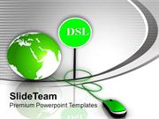 Global Virus Protection By DSL PowerPoint Templates PPT Themes And Gra