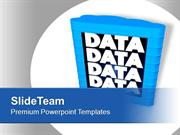 Computer Data Storage Business Strategy PowerPoint Templates PPT Theme