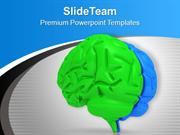 Innovative Thinking Brain PowerPoint Templates PPT Themes And Graphics