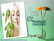 Popularly Known Cystic Acne Treatments