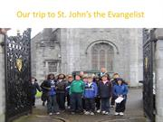 Our trip to st johns powerpoint!